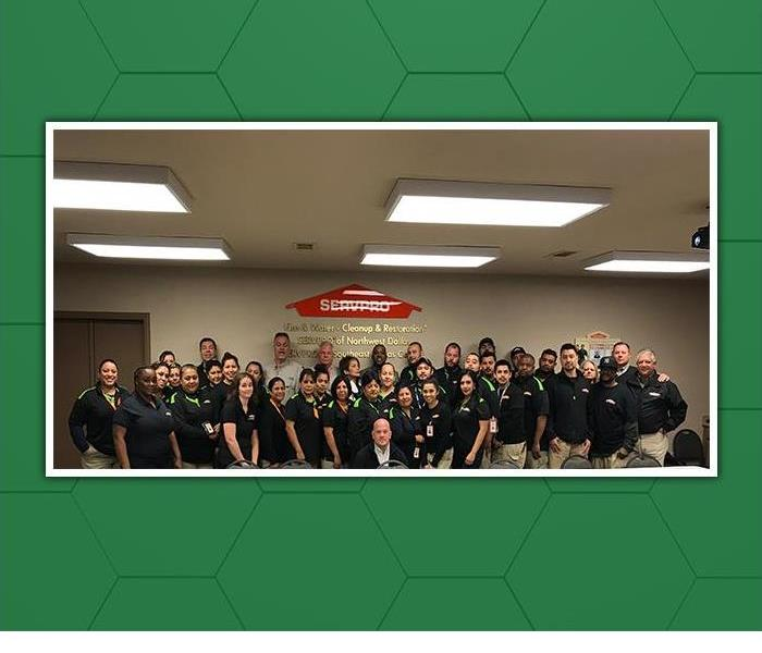 You can count on the SERVPRO of Southeast Dallas County team 24/7