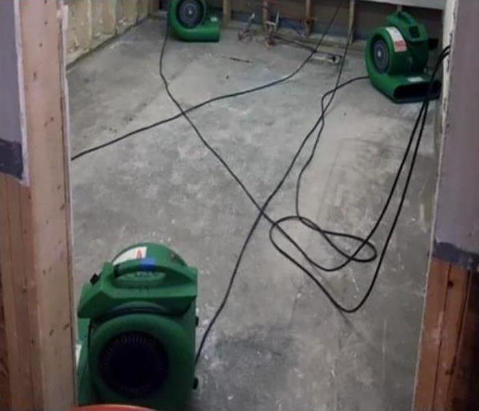Water Damage In Dallas