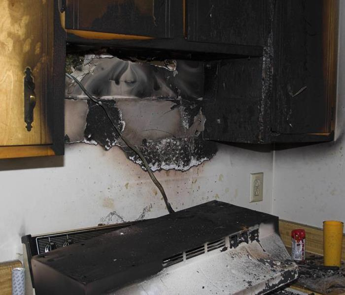 Fire Damage SERVPRO Has the Experience and Know How to Deal With Cedar Hill Fire Damage
