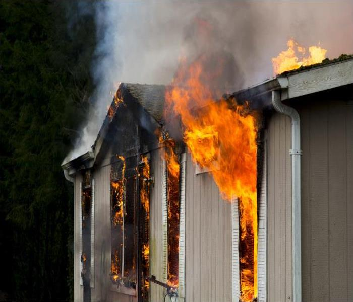 Fire Damage Different Types Of Smoke Particles To Expect During Fire Damage Restoration In Dallas