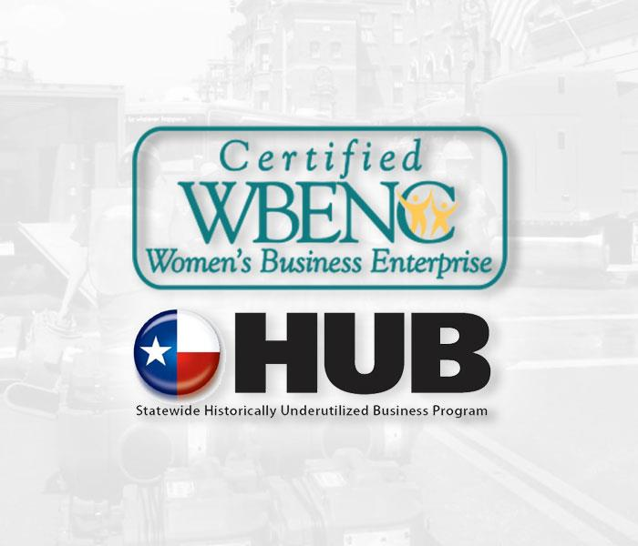 General Women's Business Enterprise National Council (WBENC) and HUB Membership