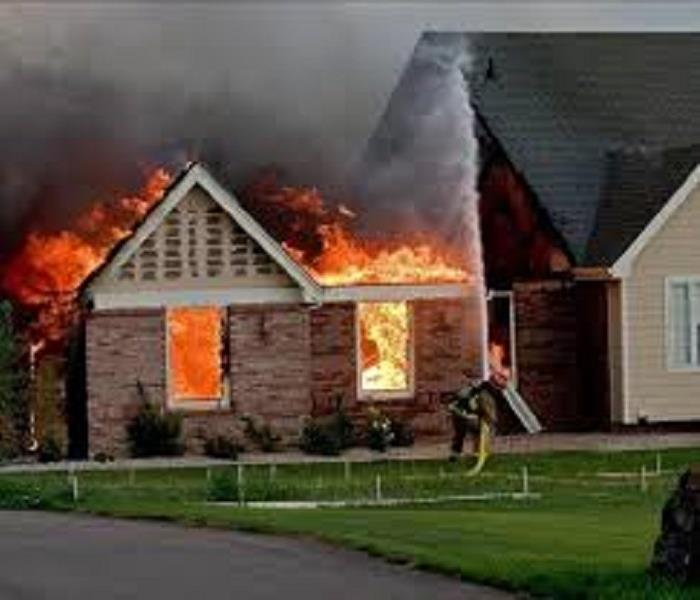 Fire Damage What Is Included in a Fire Damage Assessment at a Dallas Home