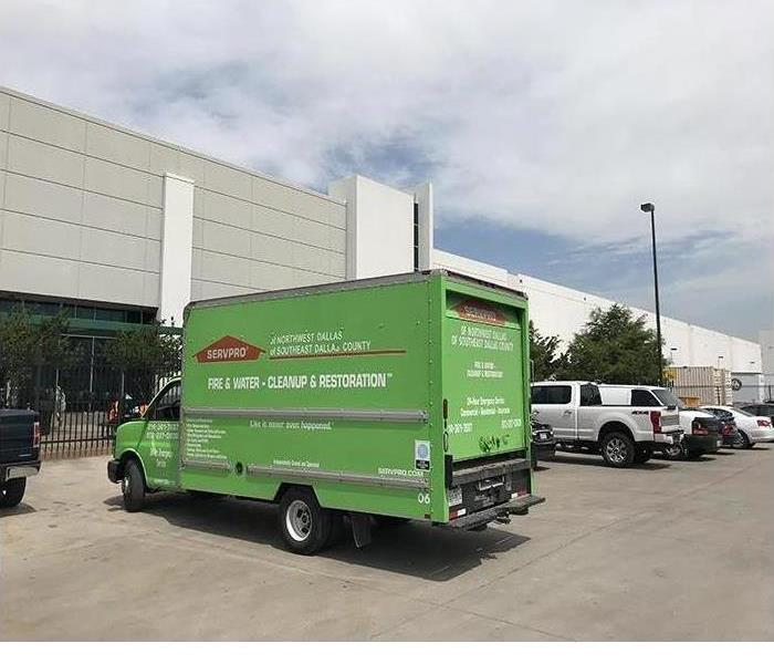 Commercial The Top Three Reasons SERVPRO Will Get You Back In Business In Dallas