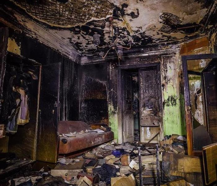 Fire Damage Fire Damage Experts in Dallas Describe Chemicals Used for Cleaning Soot