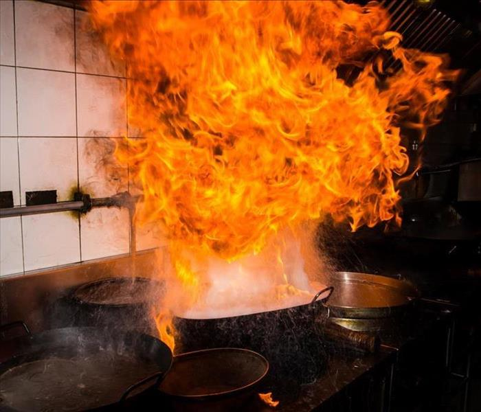 Commercial Understanding the Commercial Fire Damage Restoration Process at Your Dallas Restaurant