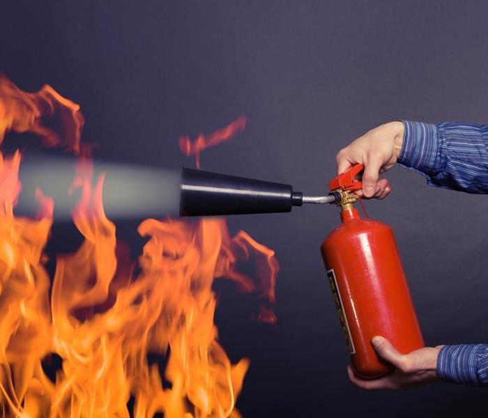 Commercial Commercial Fire Damage Restoration in Dallas