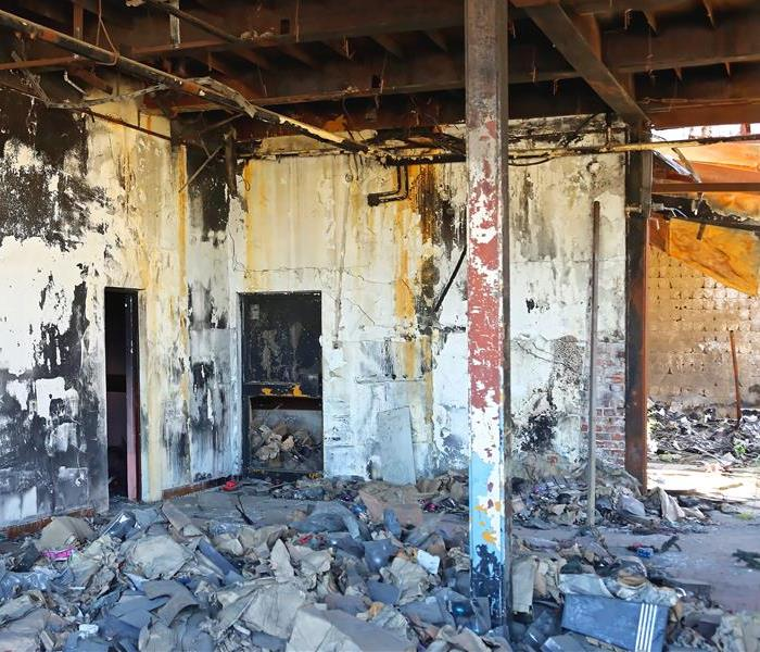Commercial Reasons for Commercial Fire Damage in Dallas
