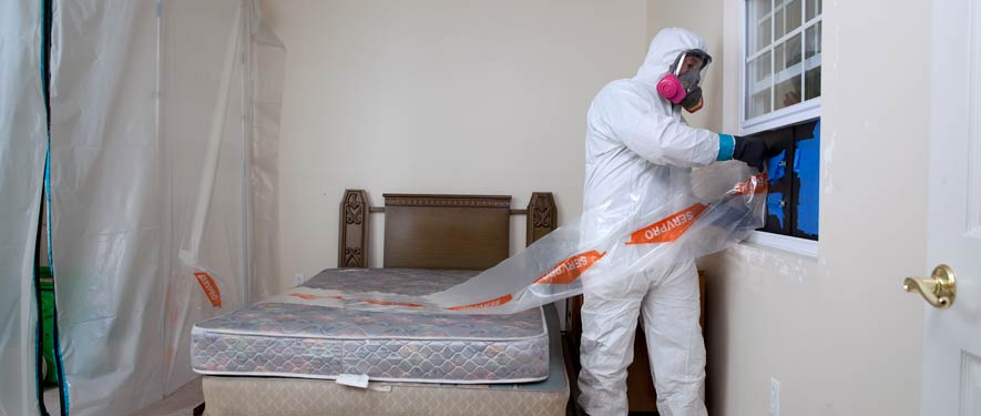 Dallas, TX biohazard cleaning